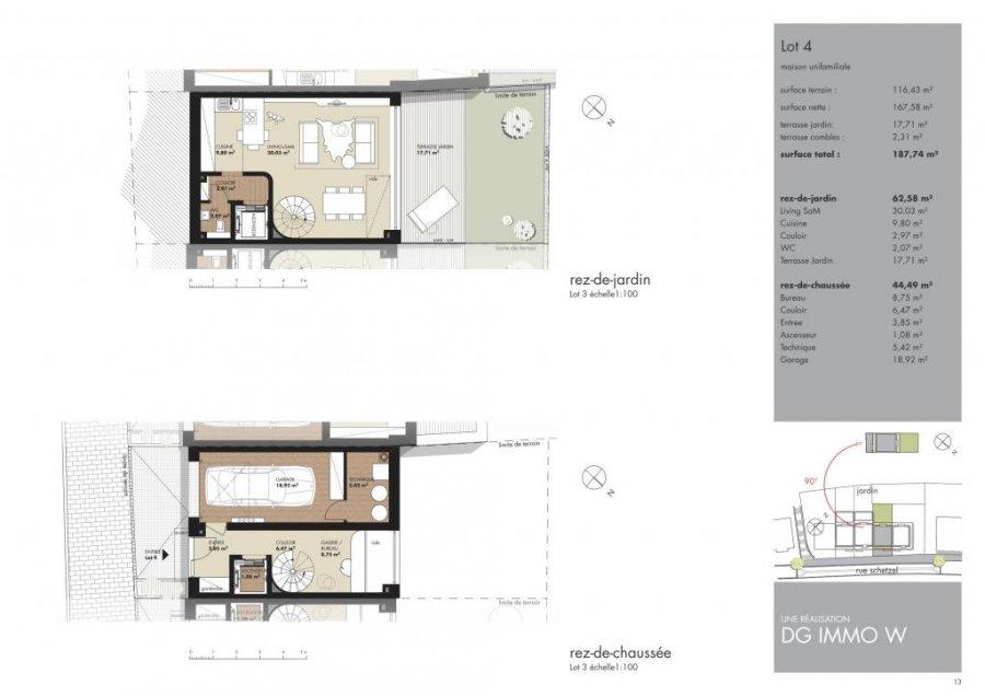acheter villa 4 chambres 187.74 m² luxembourg photo 5