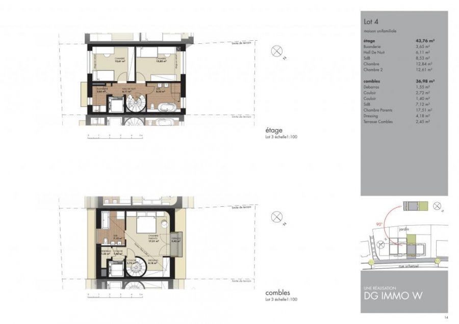 acheter villa 4 chambres 187.74 m² luxembourg photo 6