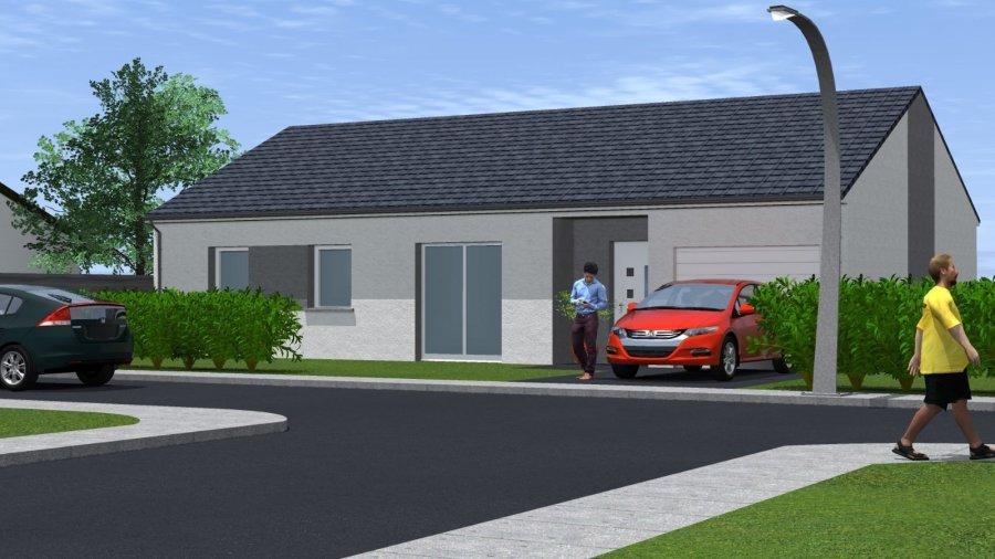 acheter maison individuelle 4 pièces 90 m² baudricourt photo 1