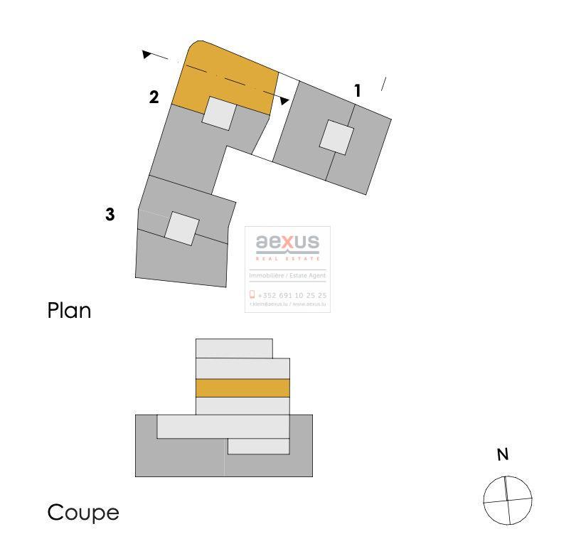 apartment for buy 3 bedrooms 109.28 m² berchem photo 3