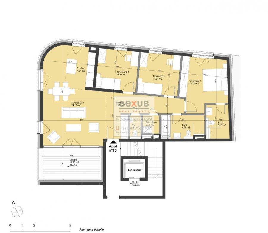 apartment for buy 3 bedrooms 109.28 m² berchem photo 2
