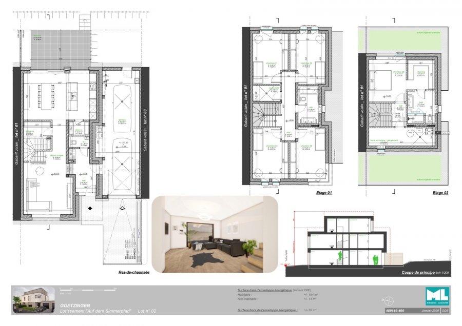 acheter maison 5 chambres 194 m² capellen photo 4
