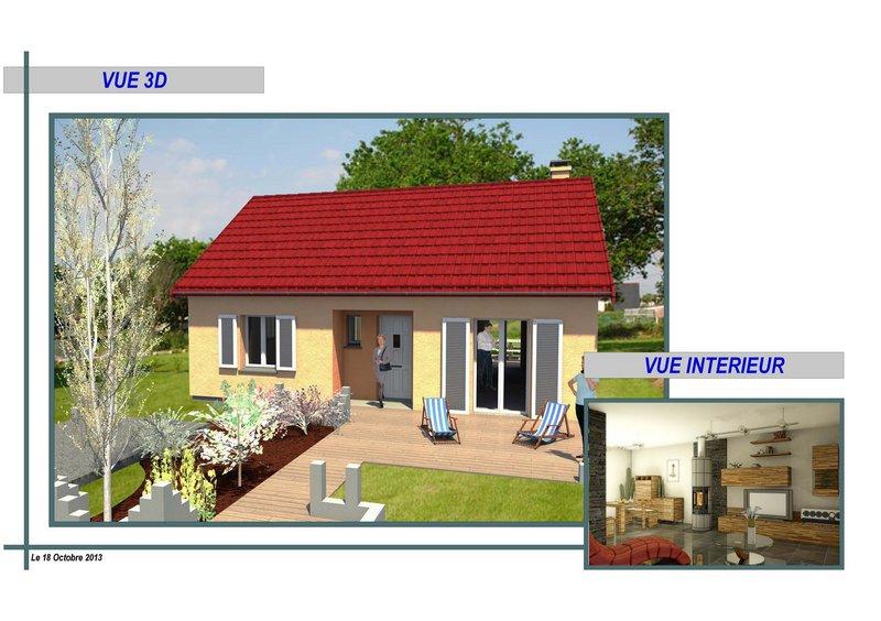 acheter maison 5 pièces 87 m² épinal photo 2