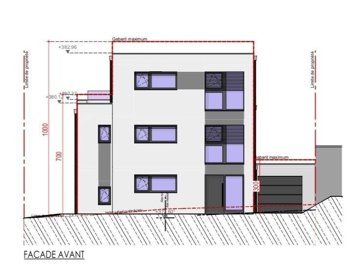 acheter maison jumelée 3 chambres 180 m² grosbous photo 4