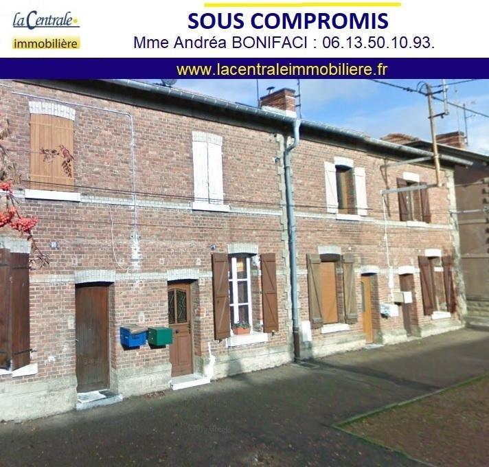 acheter maison mitoyenne 3 pièces 75 m² joudreville photo 1