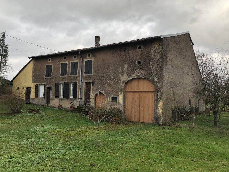 Maison à vendre F6 à Foulcrey