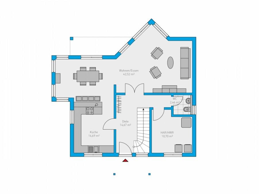 acheter maison 4 pièces 170 m² wincheringen photo 2