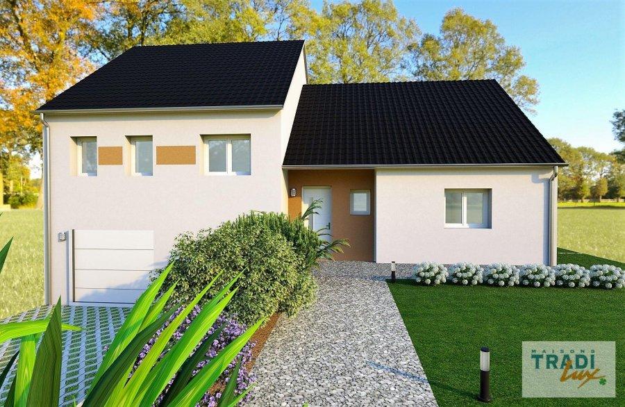 acheter maison 3 chambres 110 m² hamiville photo 1