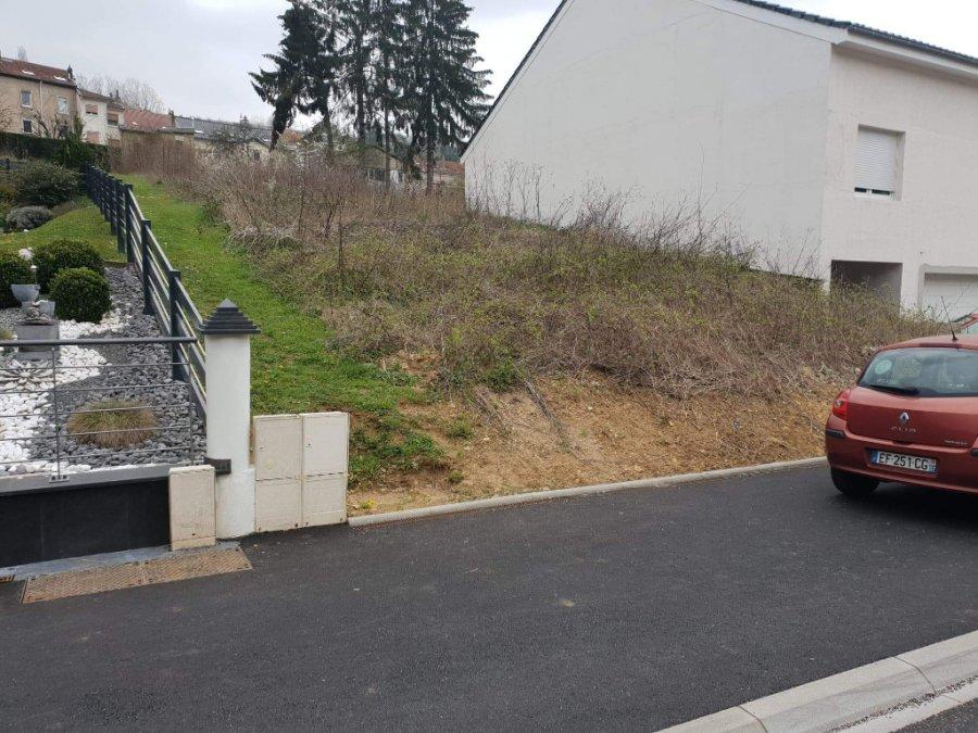 Terrain constructible à vendre F5 à Algrange