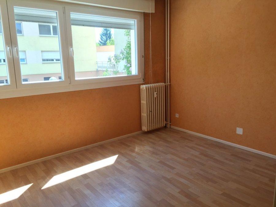 Appartement à vendre F3 à Metz-Vallières-les-Bordes