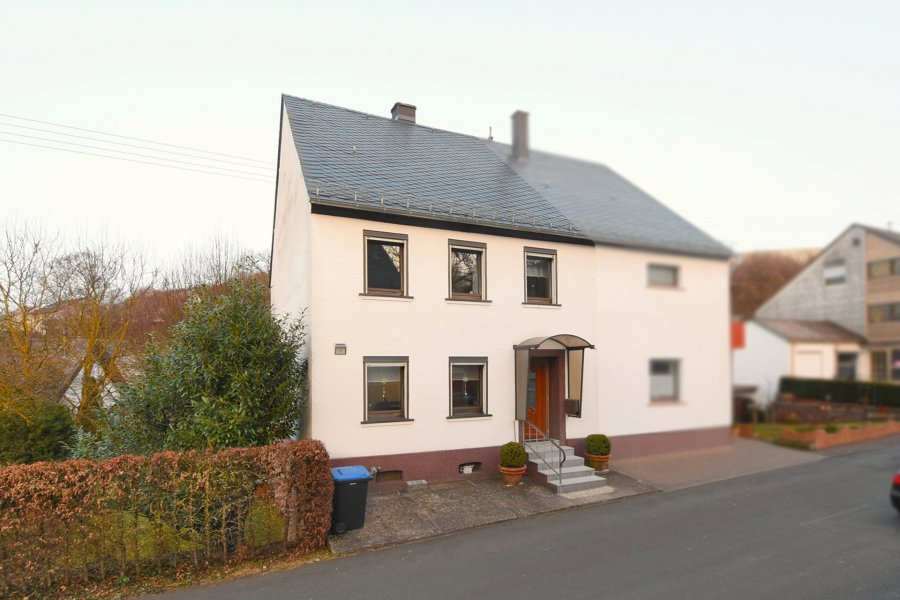 doppelhaushälfte kaufen 4 zimmer 115 m² morbach foto 1