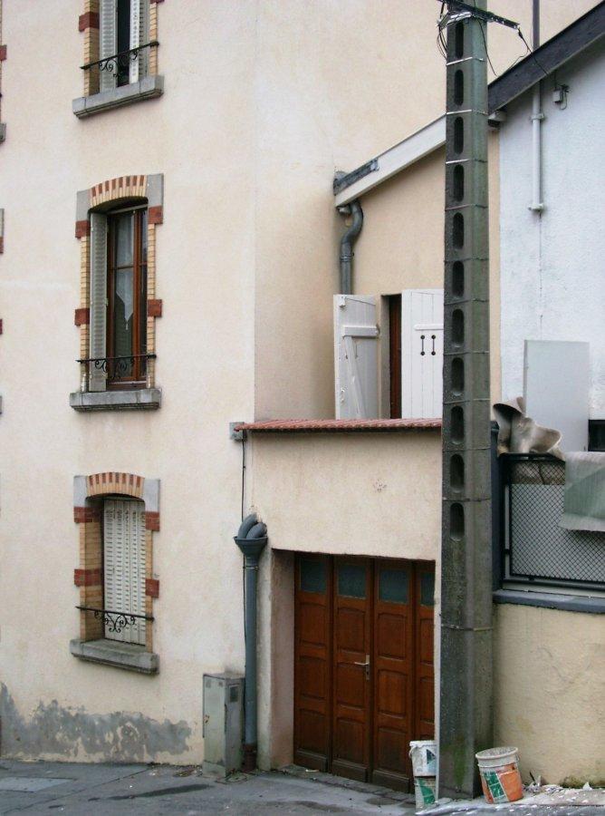 Garage fermé à louer à Nancy-Boudonville - Scarpone - Libération