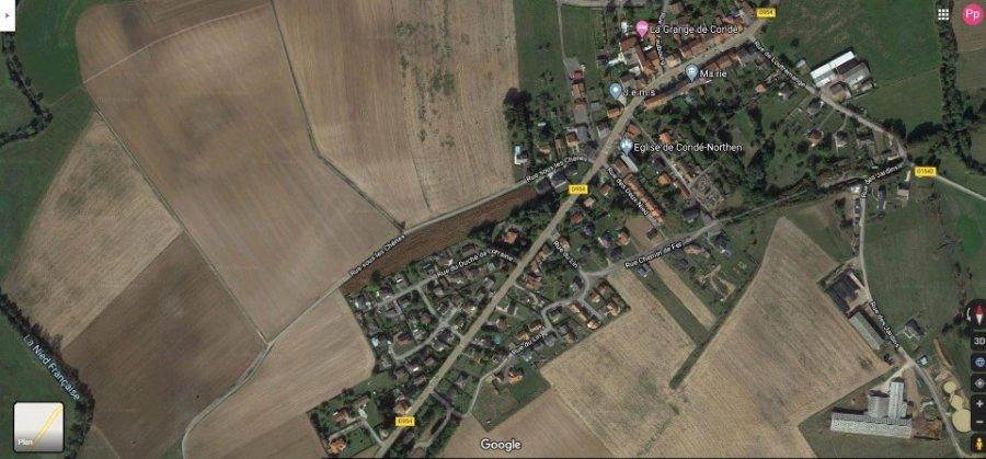 acheter terrain constructible 0 pièce 0 m² condé-northen photo 1