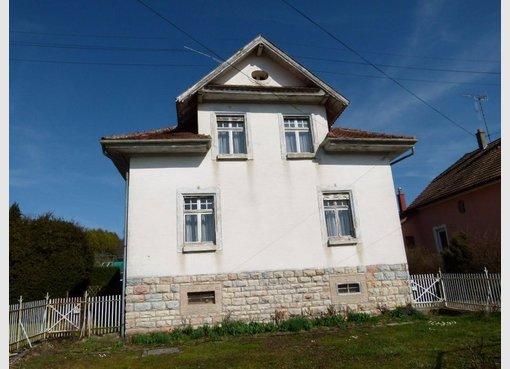 Vente maison 5 pi ces durmenach haut rhin r f 5151780 - Maison a renover haut rhin ...