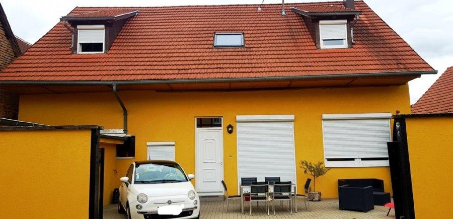 Maison à vendre F5 à Altorf