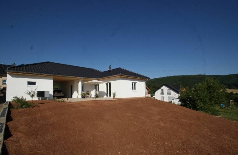 bungalow kaufen 3 zimmer 100 m² taben-rodt foto 1