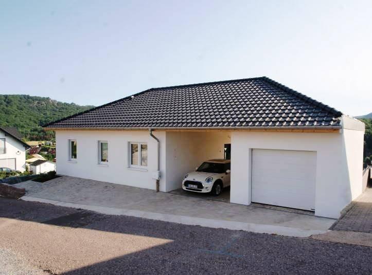 bungalow kaufen 3 zimmer 100 m² taben-rodt foto 2