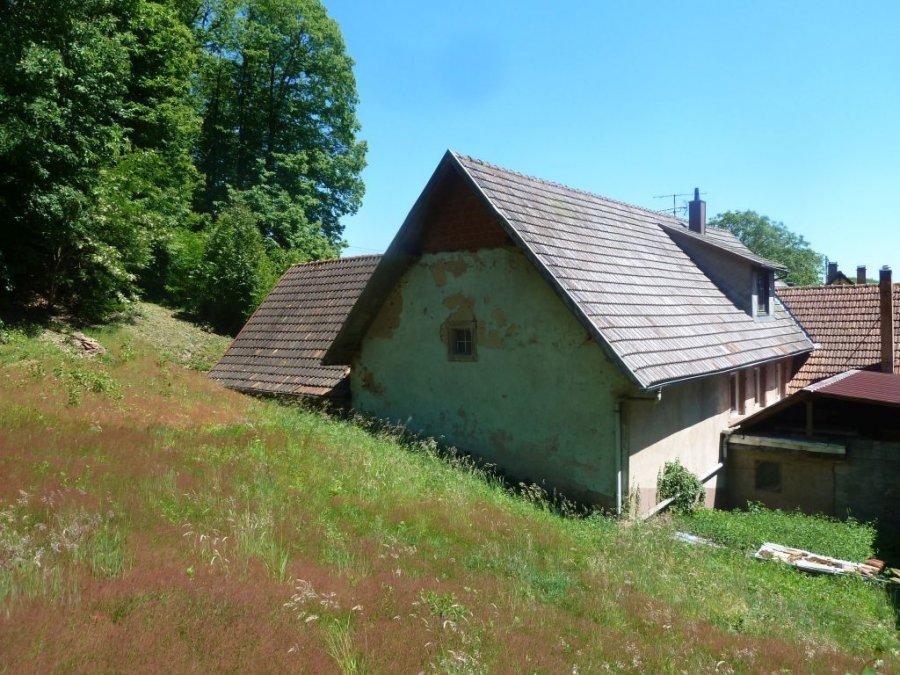 Maison à vendre F5 à Secteur de Niederbronn
