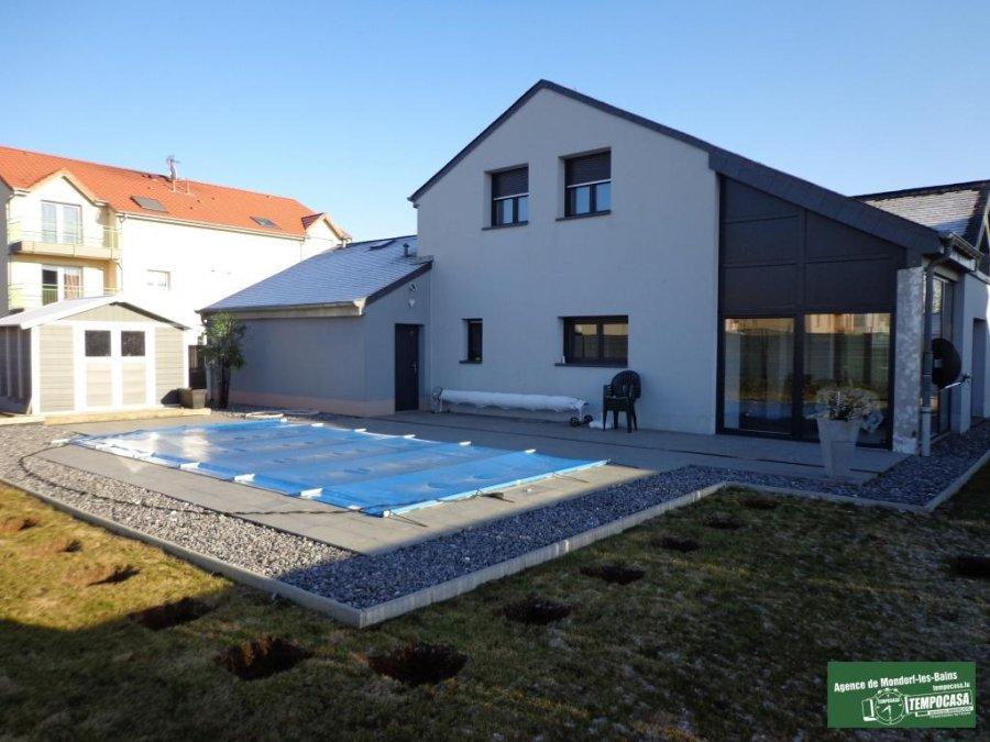 Maison individuelle à vendre 4 chambres à Tressange