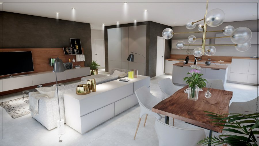 acheter appartement 1 chambre 59.8 m² bertrange photo 1