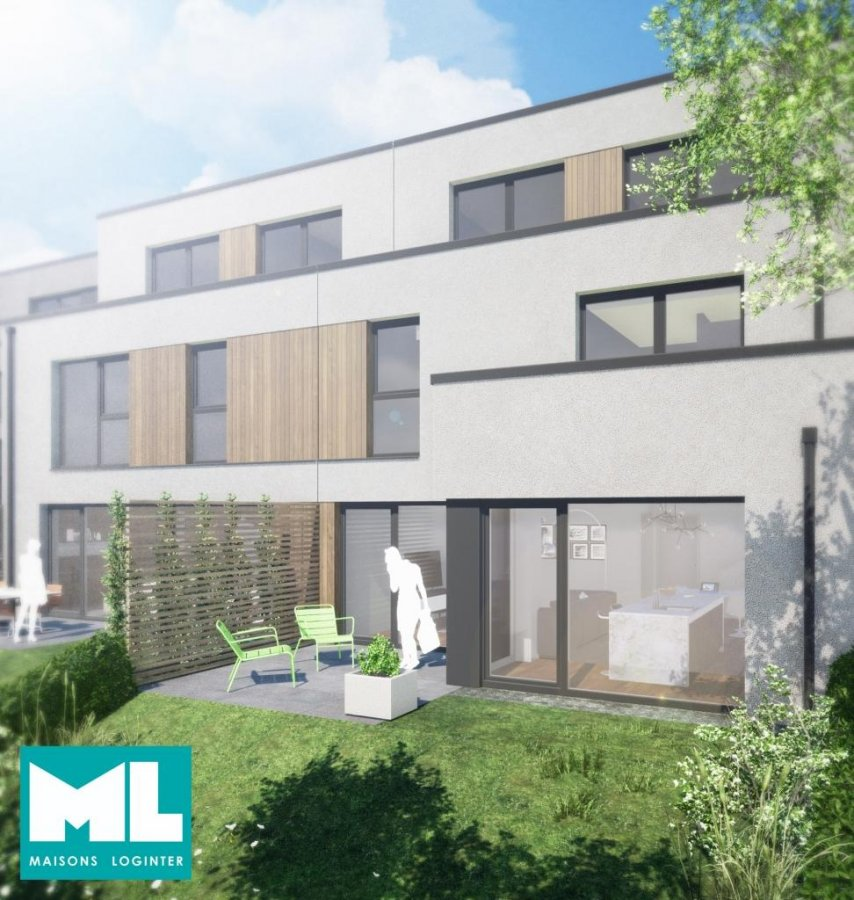 acheter maison jumelée 4 chambres 167 m² moesdorf photo 2