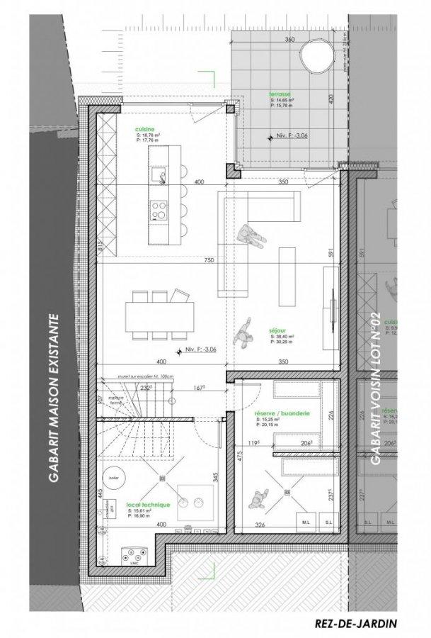 acheter maison jumelée 4 chambres 167 m² moesdorf photo 4