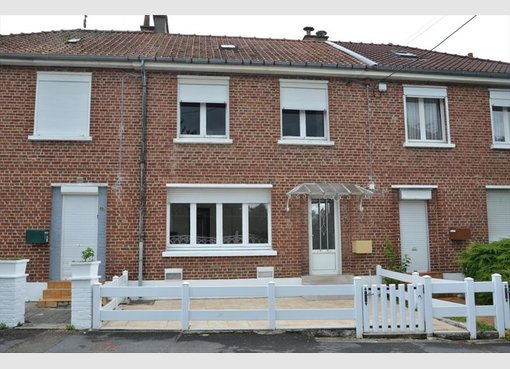 Vente maison 5 pi ces le quesnoy nord r f 5382708 for Garage brihaye le quesnoy