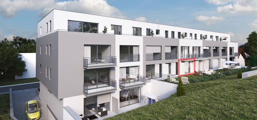 acheter duplex 2 chambres 102.25 m² colmar-berg photo 2