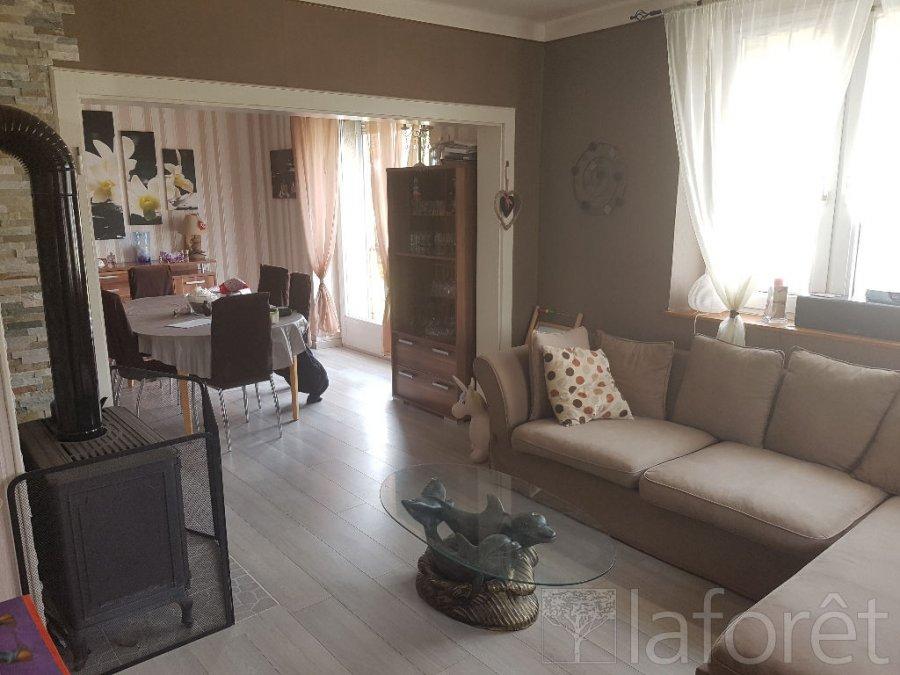 Maison individuelle en vente sarrebourg 155 m 155 for Chambre de mise en charge