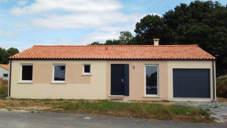 acheter maison 5 pièces 89 m² saint-père-en-retz photo 1