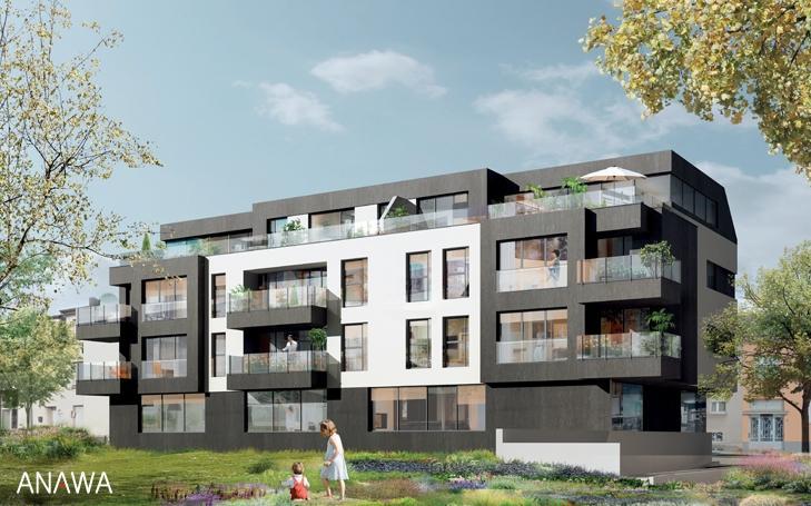 acheter résidence 0 chambre 142.87 à 209.56 m² mamer photo 2
