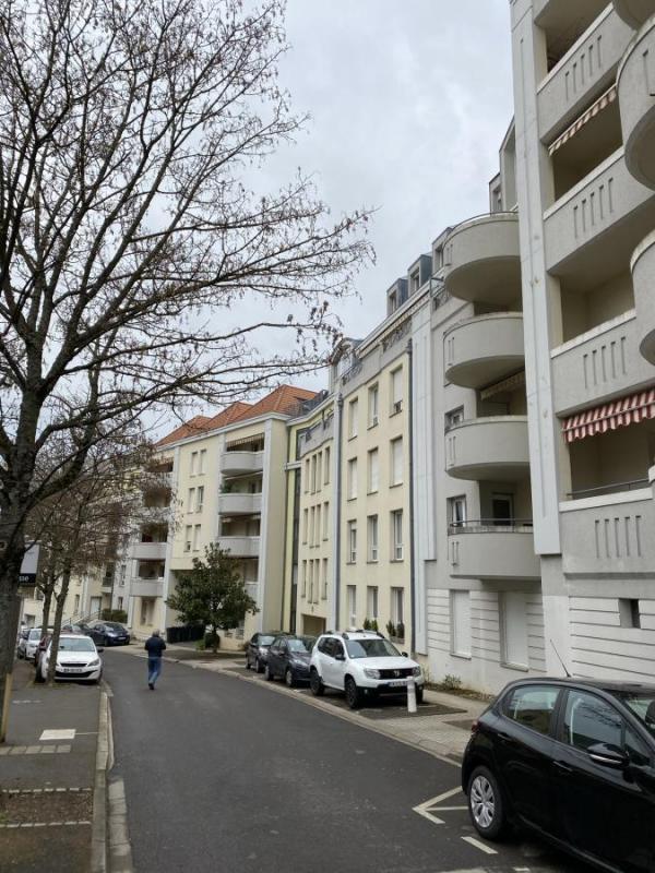 Appartement à vendre F6 à Metz