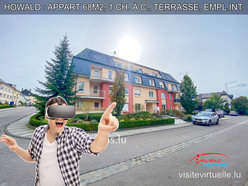 Apartment for rent 1 bedroom in Howald - Ref. 6981172