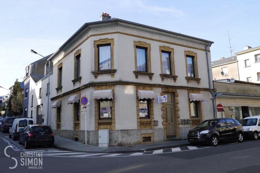 Local commercial à louer à Luxembourg-Bonnevoie