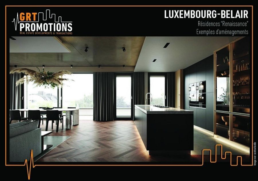 acheter appartement 2 chambres 85.36 m² luxembourg photo 7