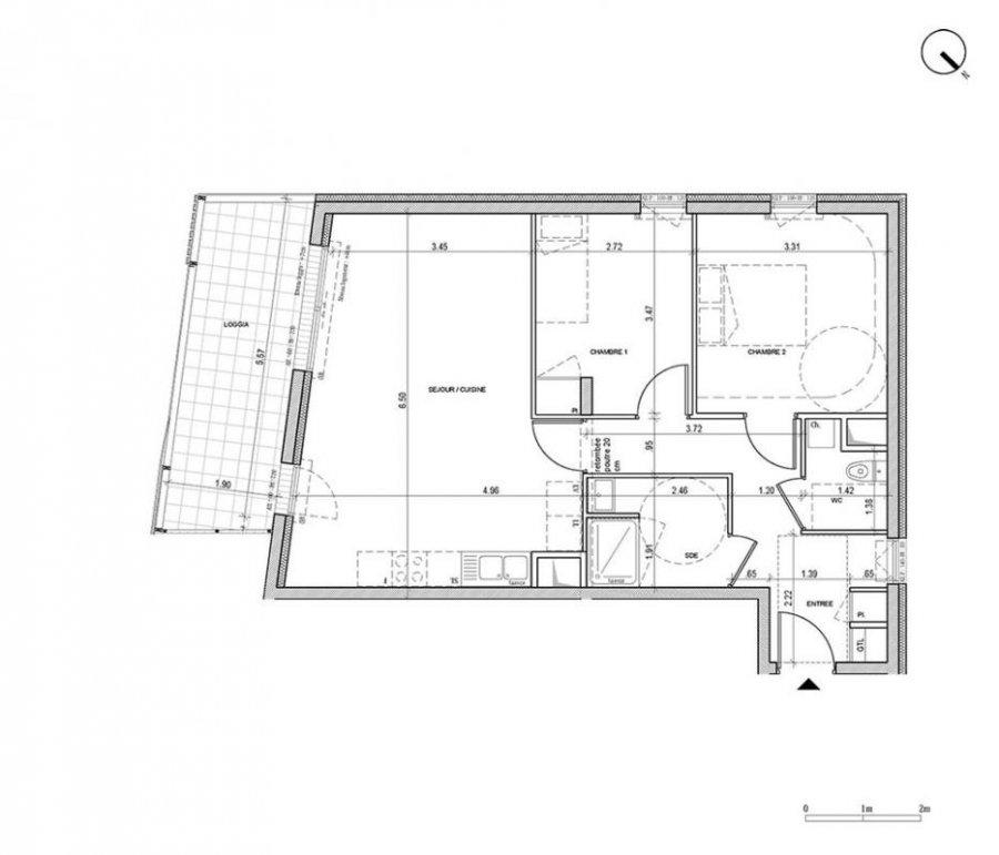 acheter appartement 3 pièces 64 m² saint-nazaire photo 3
