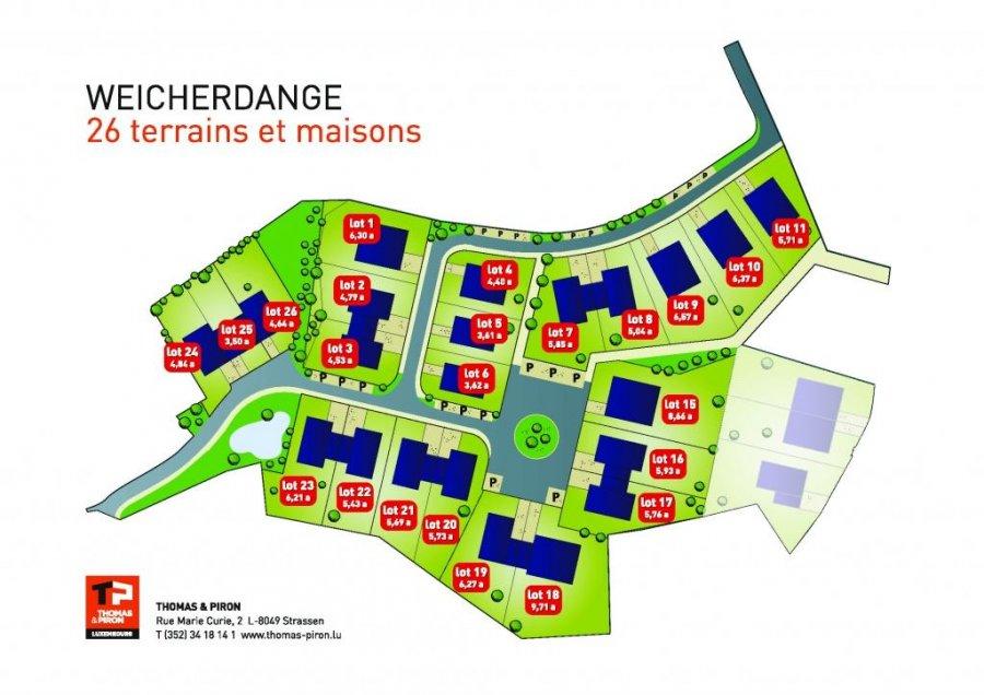 acheter terrain constructible 0 chambre 0 m² weicherdange photo 7
