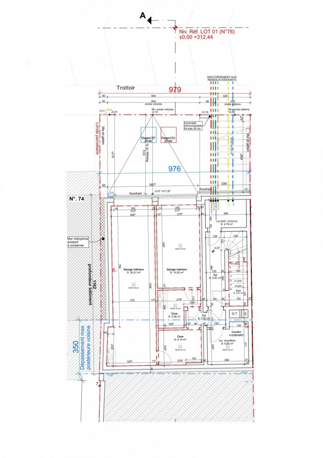 maisonette kaufen 3 schlafzimmer 143 m² dudelange foto 4