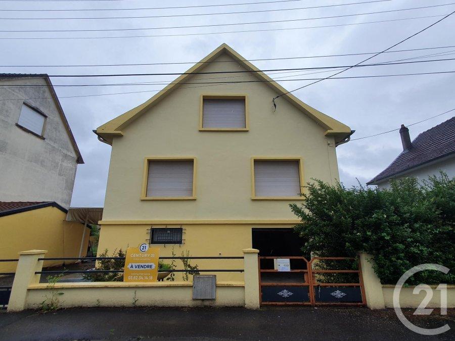 Maison à vendre F5 à Yutz