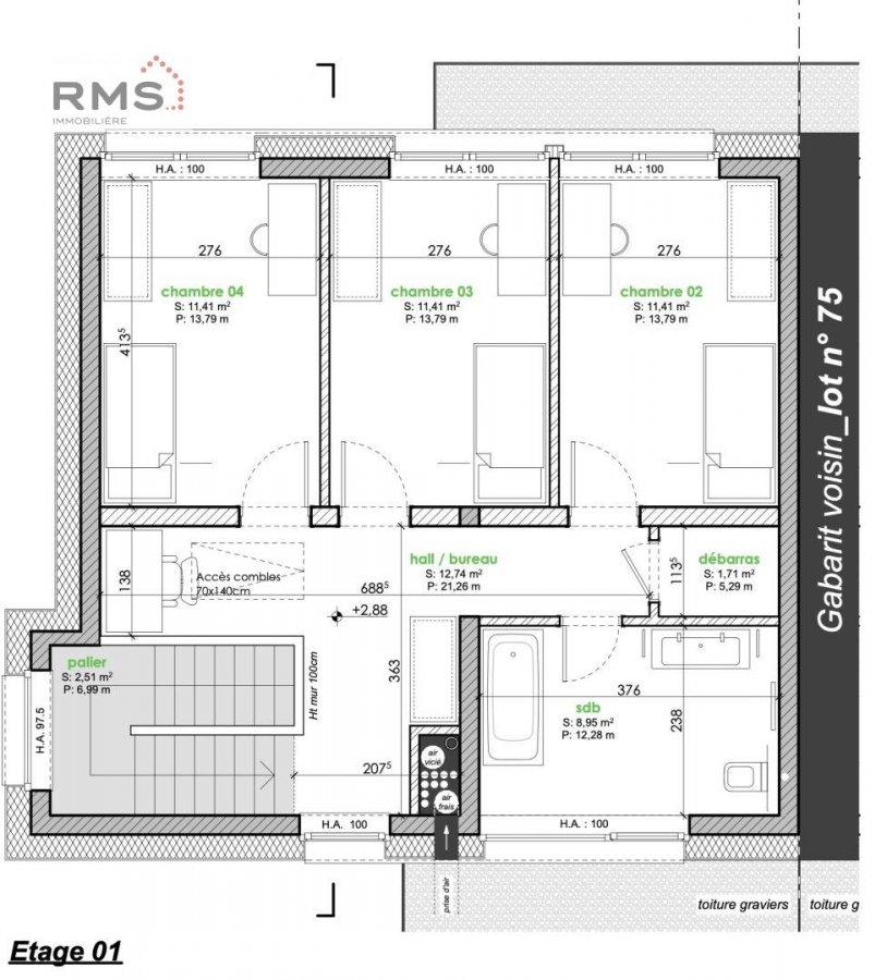 haus kaufen 4 schlafzimmer 184 m² ettelbruck foto 5