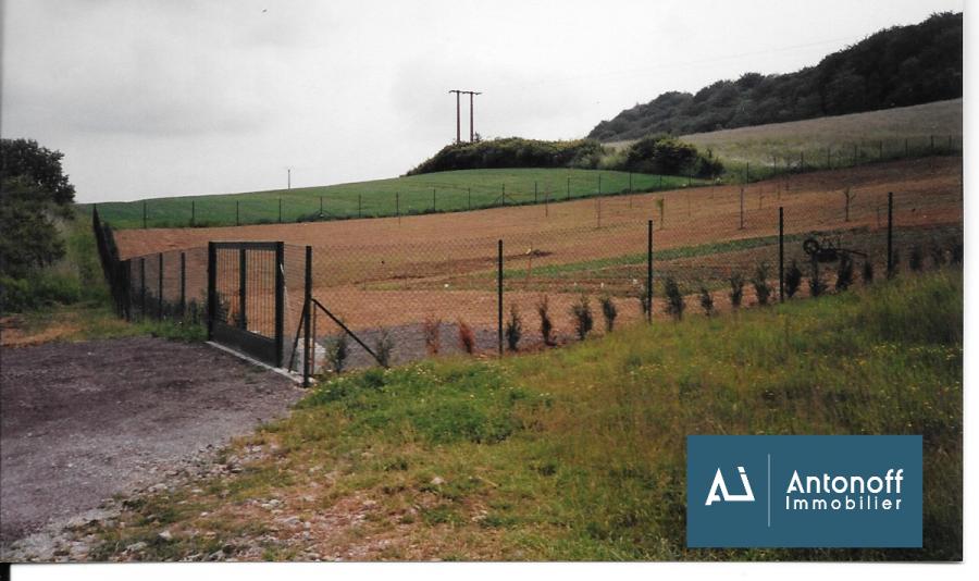 Terrain non constructible à vendre à Thionville