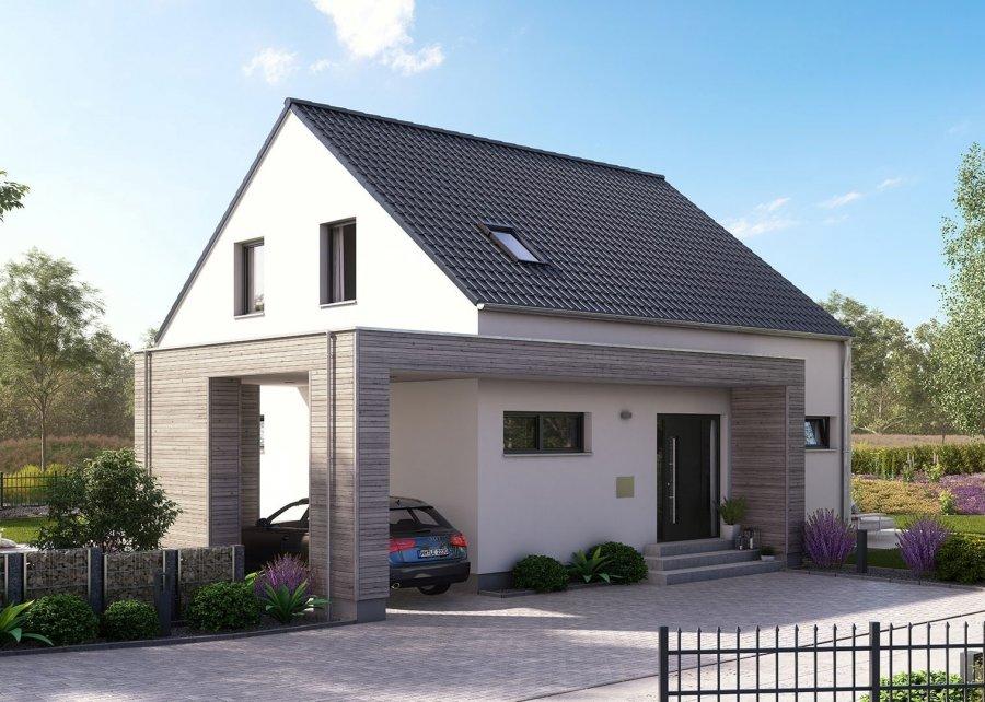 haus kaufen 4 zimmer 153 m² hinzenburg foto 3