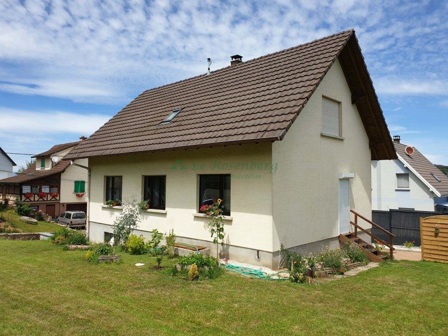Maison à vendre F5 à Waldighofen