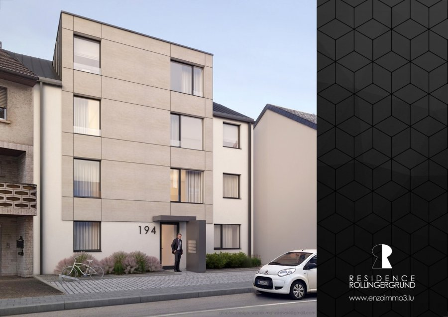 apartment for buy 1 bedroom 64.56 m² luxembourg photo 1