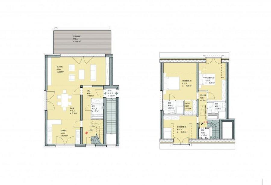duplex for buy 3 bedrooms 136 m² niederanven photo 2
