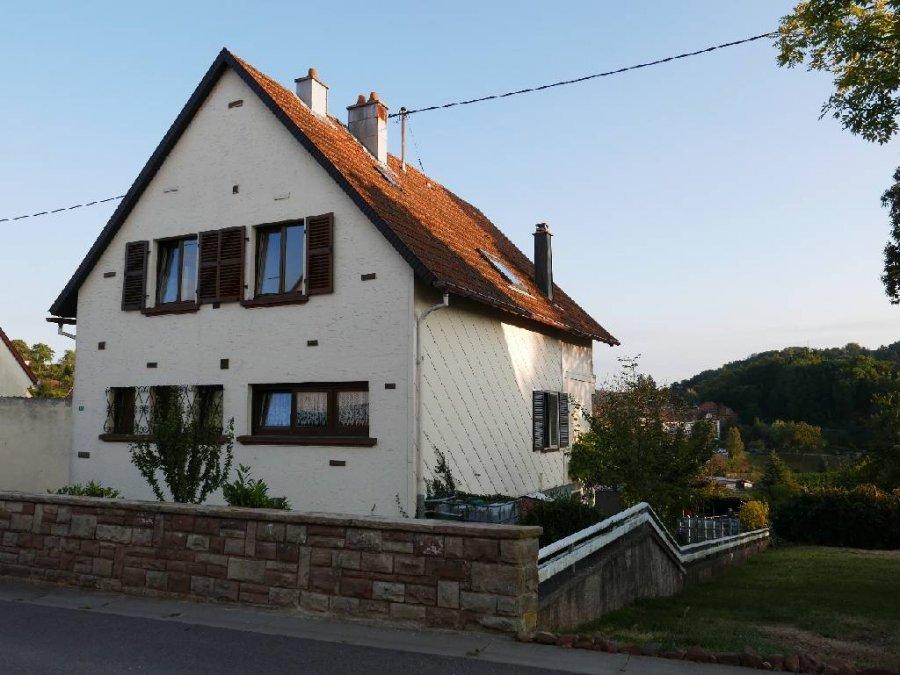 acheter maison 6 pièces 126 m² la petite-pierre photo 1