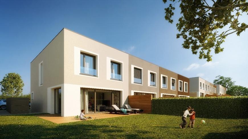 acheter maison mitoyenne 3 chambres 115.18 m² mertert photo 2