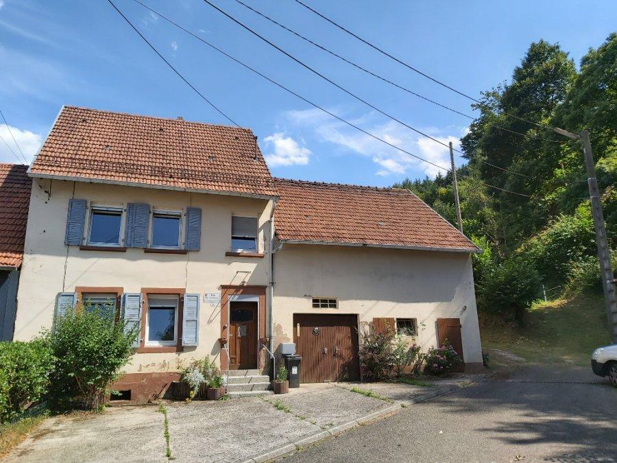 Maison à vendre F5 à Siersthal