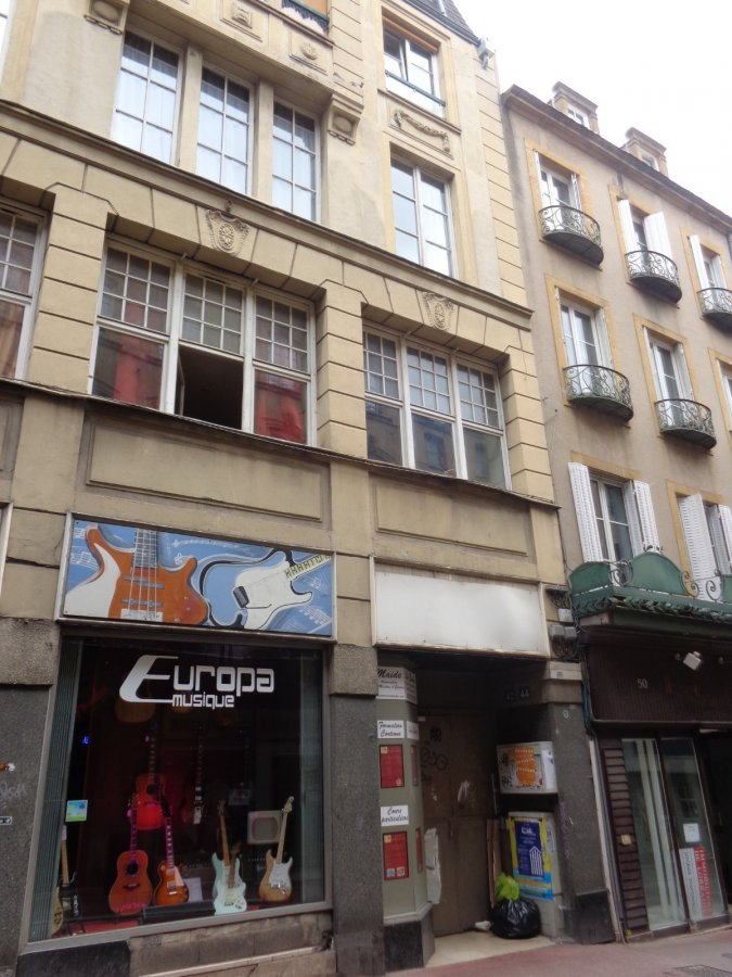 louer appartement 2 pièces 40 m² metz photo 1