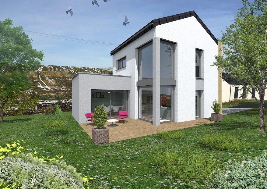 acheter maison individuelle 6 pièces 120 m² lommerange photo 1